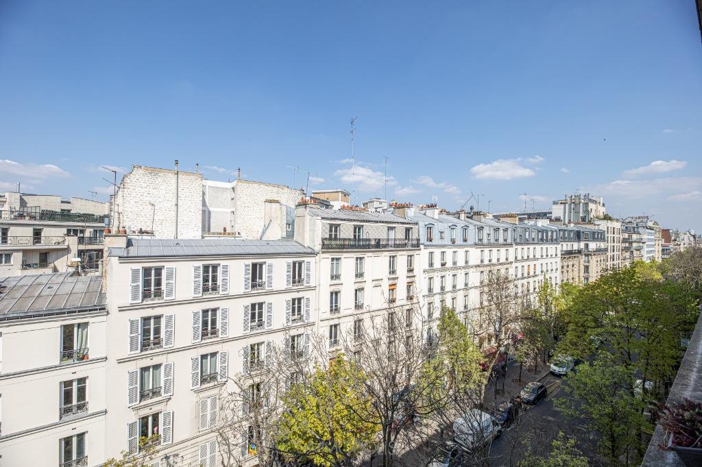 Rue Ordener – Appartement 4 pièces 3 chambres de 69 m² avec vue dégagée 9