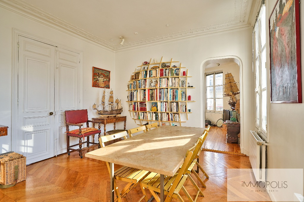 Apartment with unobstructed views, Abbesses Paris XVIII. 2