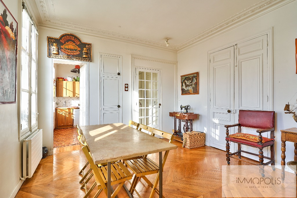 Apartment with unobstructed views, Abbesses Paris XVIII. 3