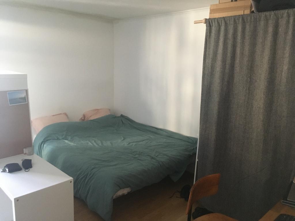Studio – Paris 18th – 28.89 m² 3