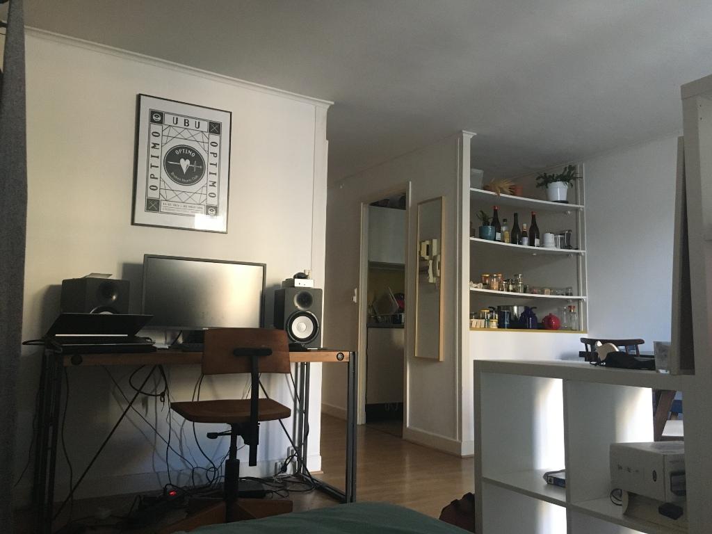 Studio – Paris 18th – 28.89 m² 4