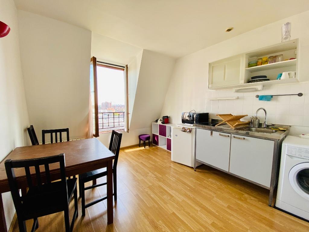 2 pieces Furniture – Saint-Ouen – 23.70m² 3