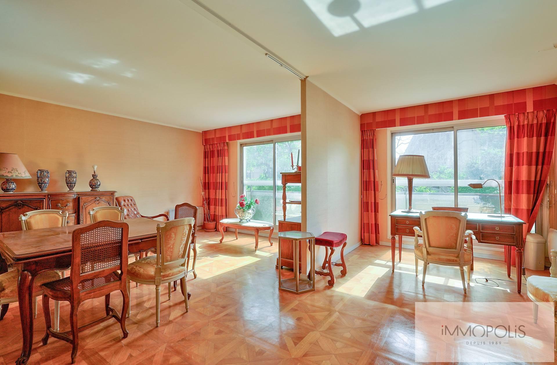 Appartement 4 pièces rue d'Alésia – Paris XIVème. 1