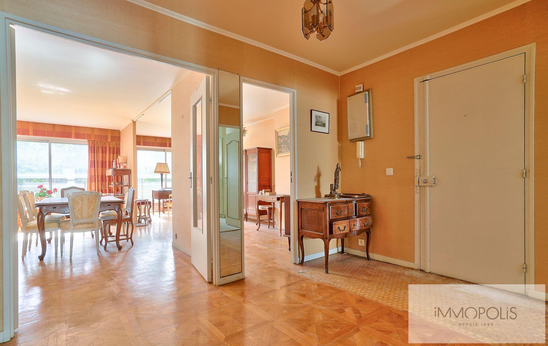 Appartement 4 pièces rue d'Alésia – Paris XIVème. 3