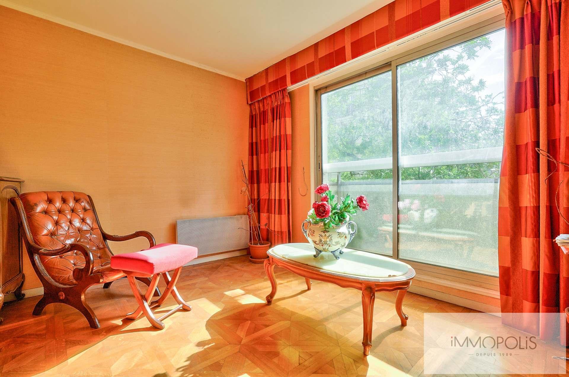Appartement 4 pièces rue d'Alésia – Paris XIVème. 4