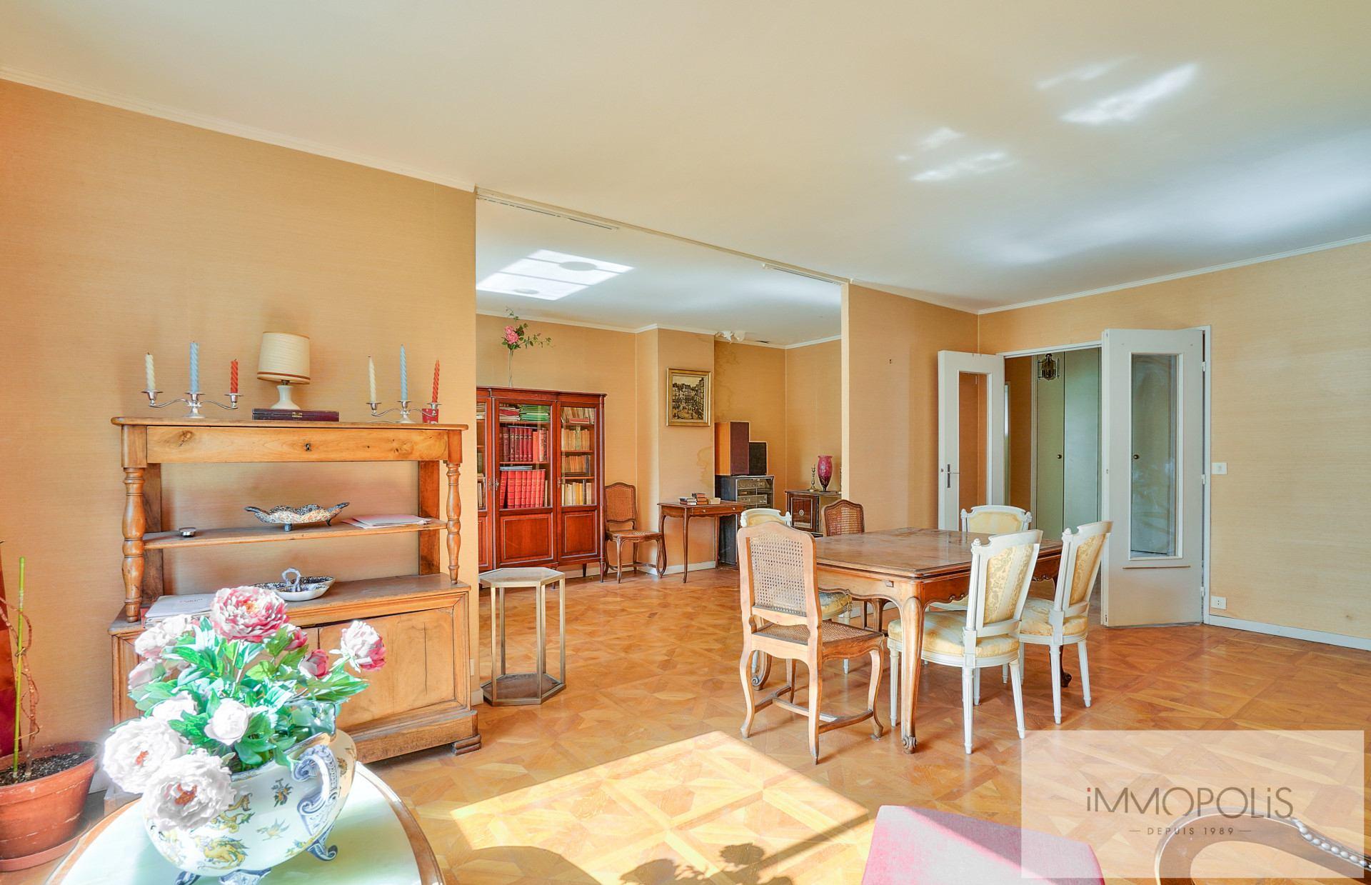 Appartement 4 pièces rue d'Alésia – Paris XIVème. 5