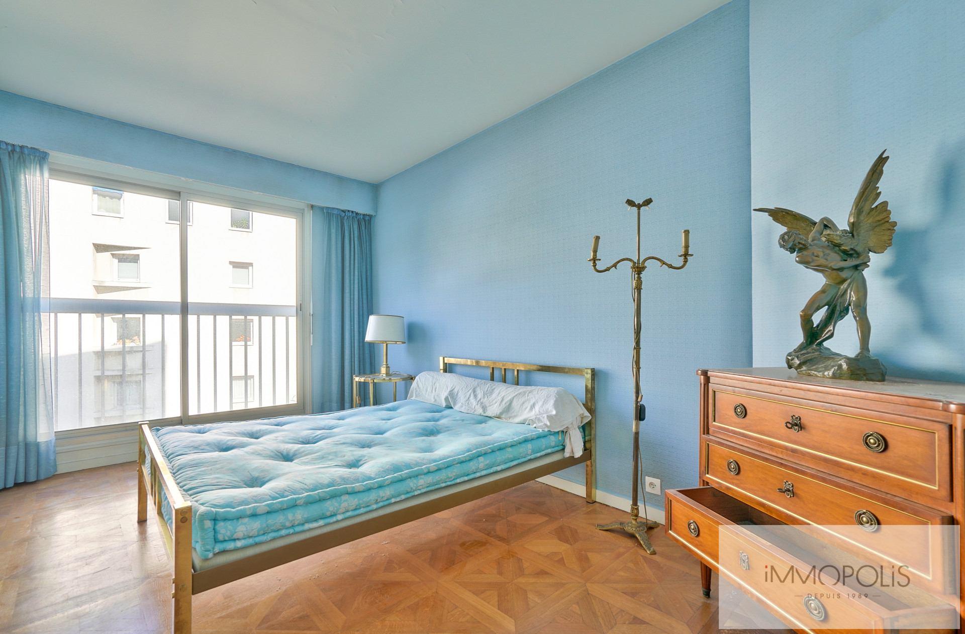 Appartement 4 pièces rue d'Alésia – Paris XIVème. 7