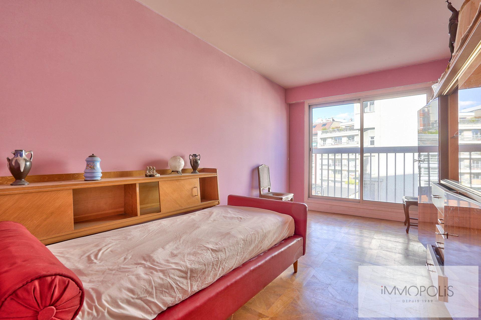 Appartement 4 pièces rue d'Alésia – Paris XIVème. 8