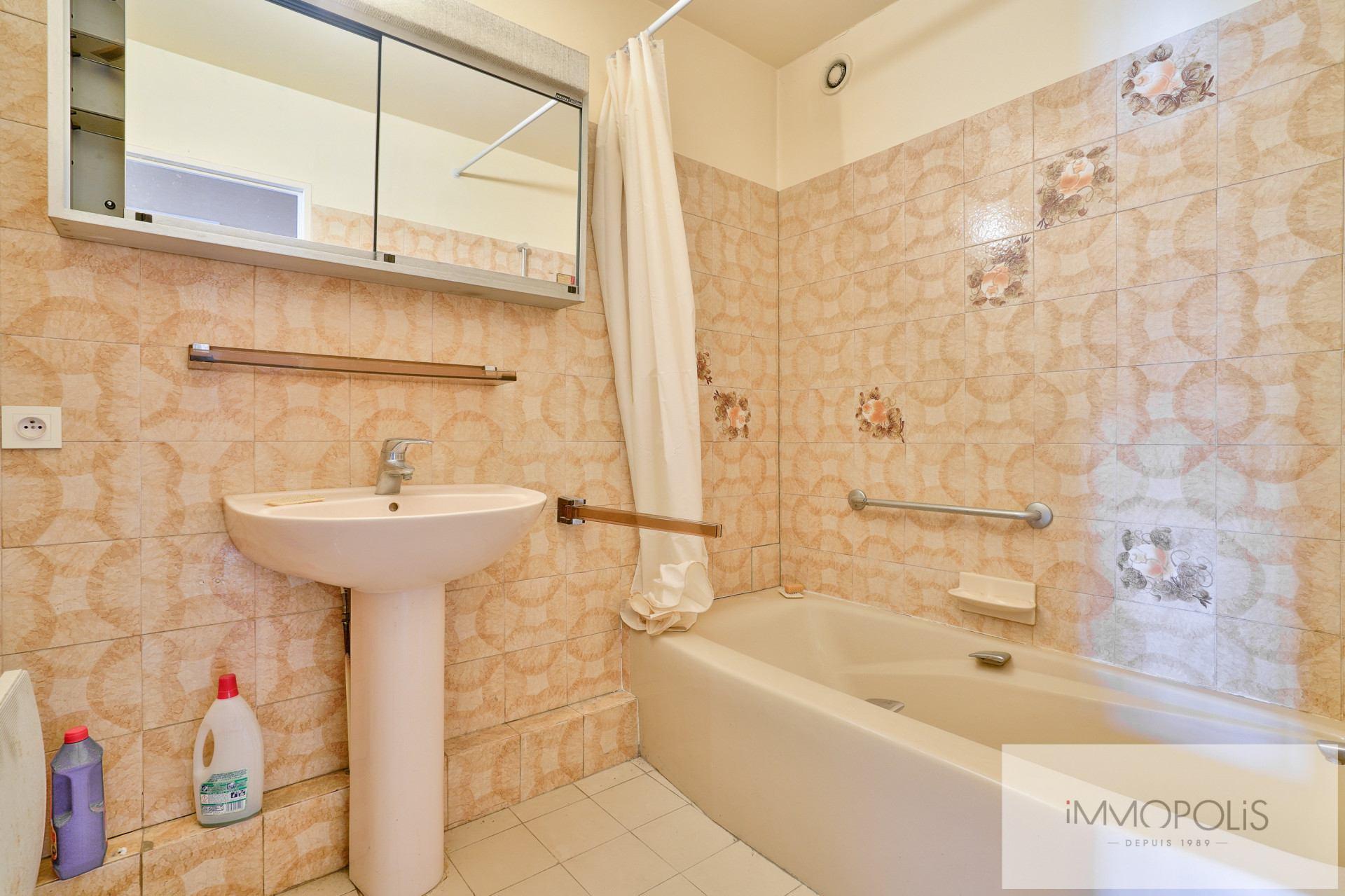 Appartement 4 pièces rue d'Alésia – Paris XIVème. 9