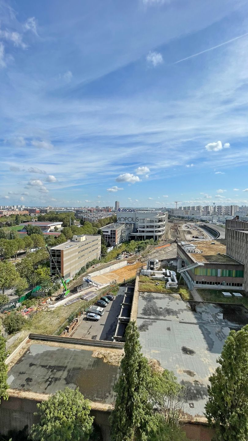 3 room apartment with unobstructed view of 63.45m2 sold with a box! 7