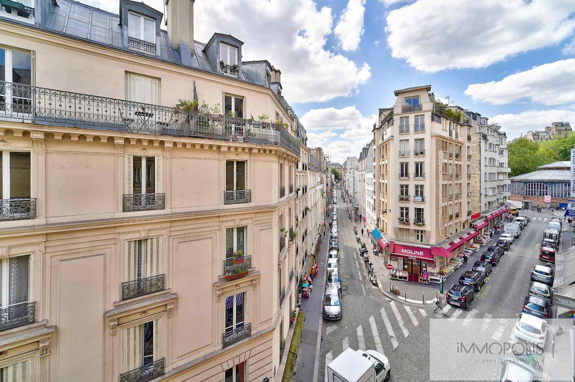 Rue d'Orsel appartement familial de 67 m2 2