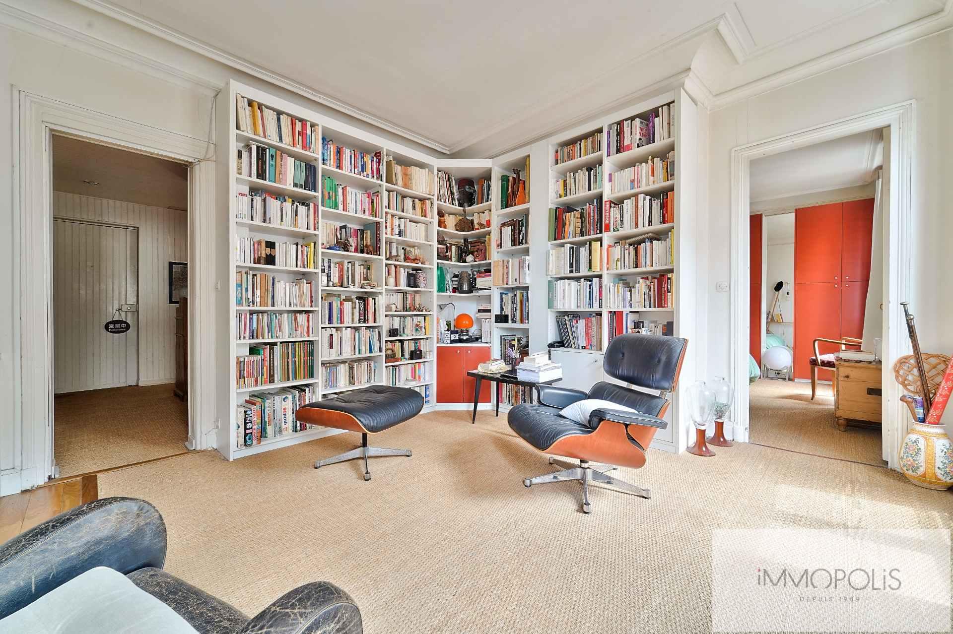 Rue d'Orsel appartement familial de 67 m2 3