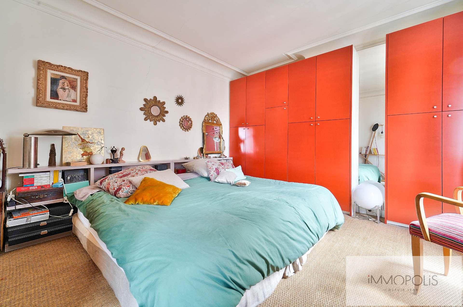 Rue d'Orsel appartement familial de 67 m2 4