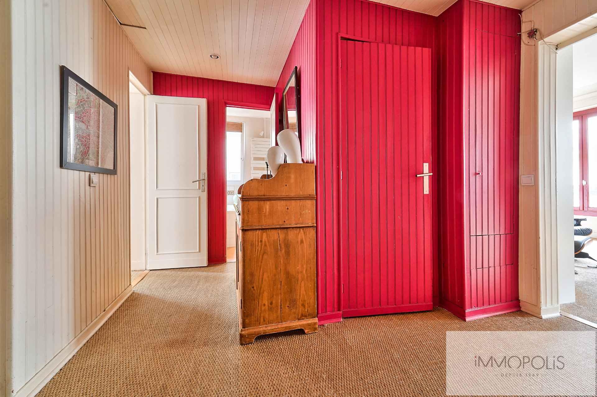 Rue d'Orsel appartement familial de 67 m2 5