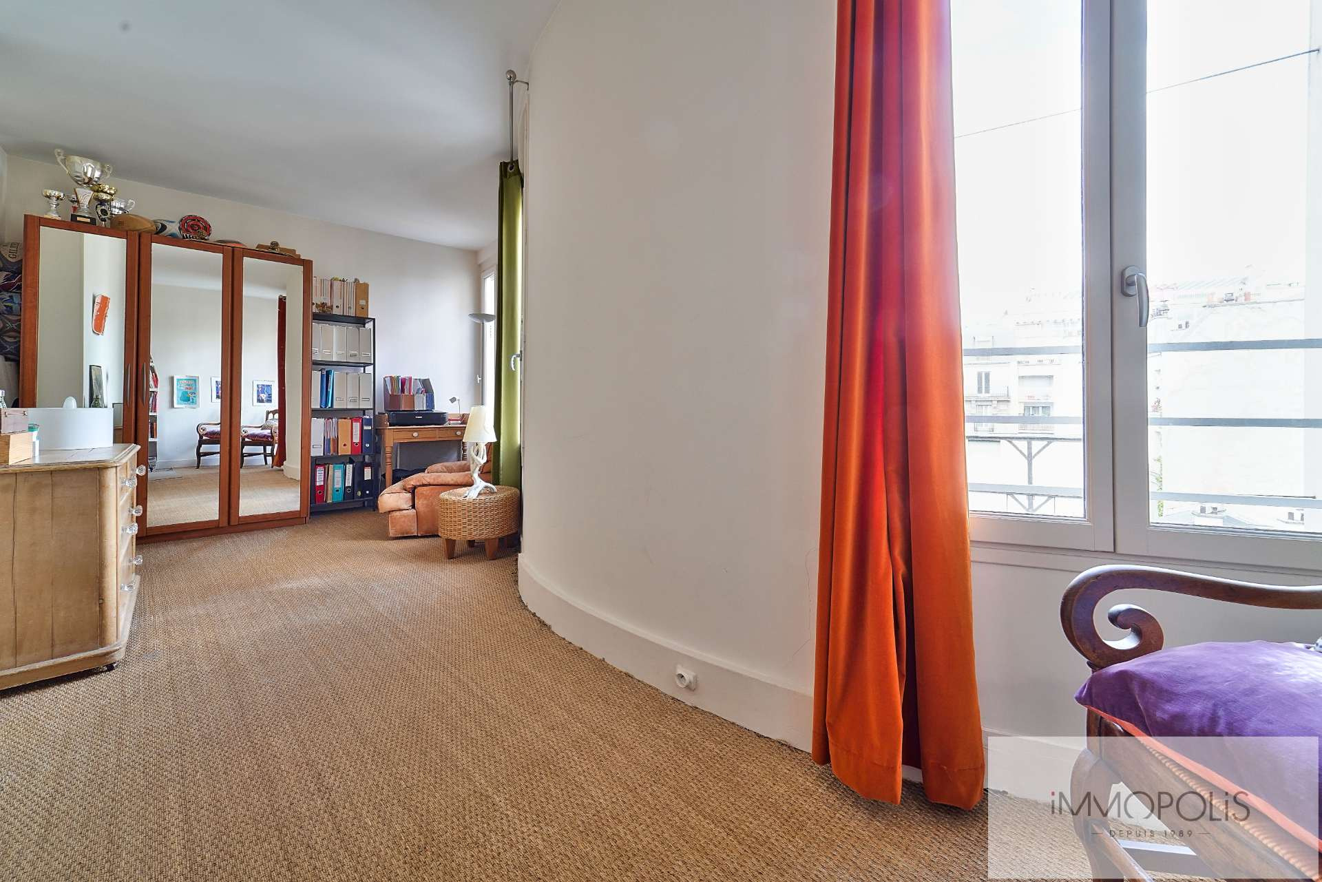Rue d'Orsel appartement familial de 67 m2 6