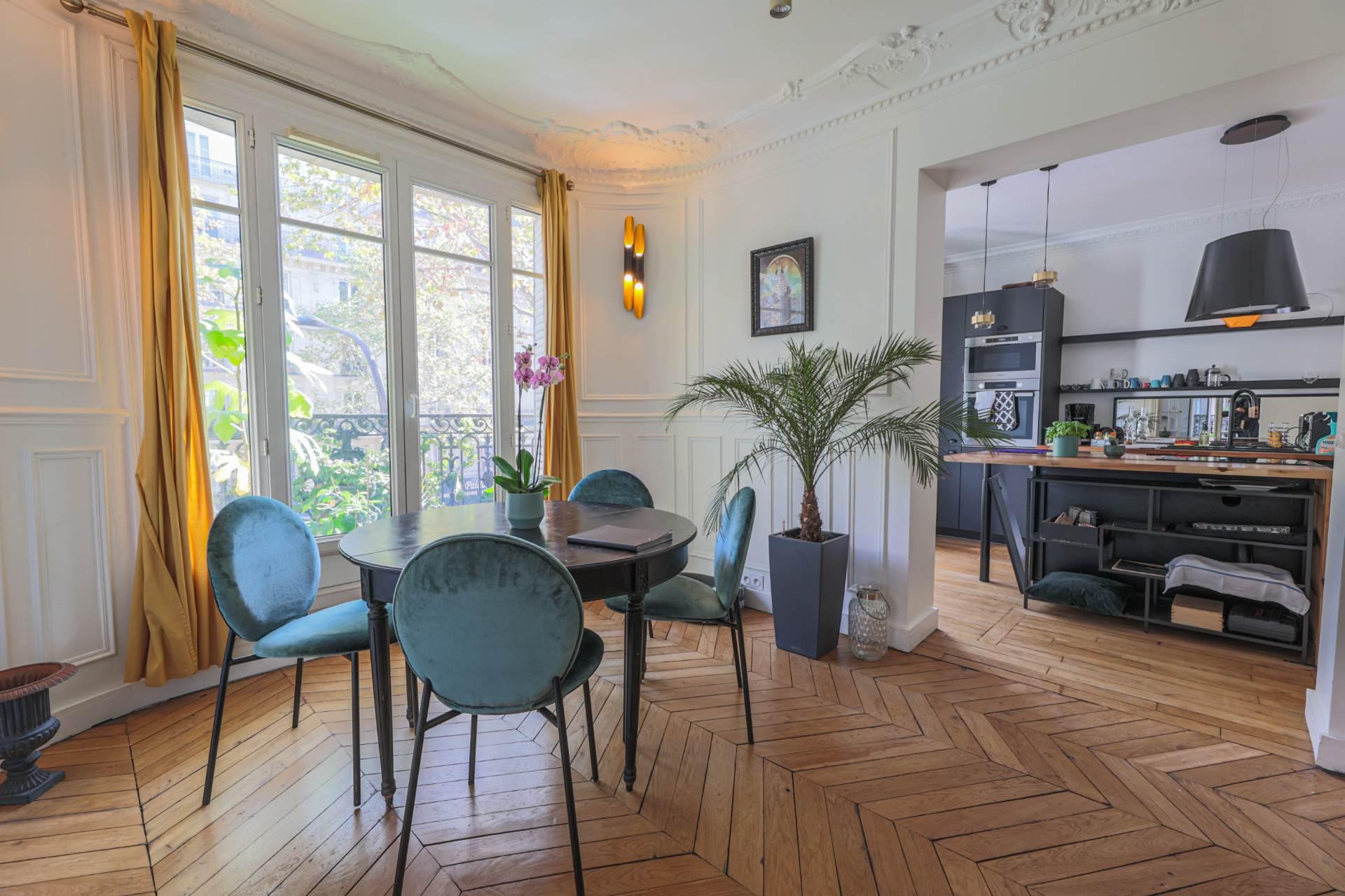 Très beau 5 pièces Villa Ornano – prestations exceptionnelles 1