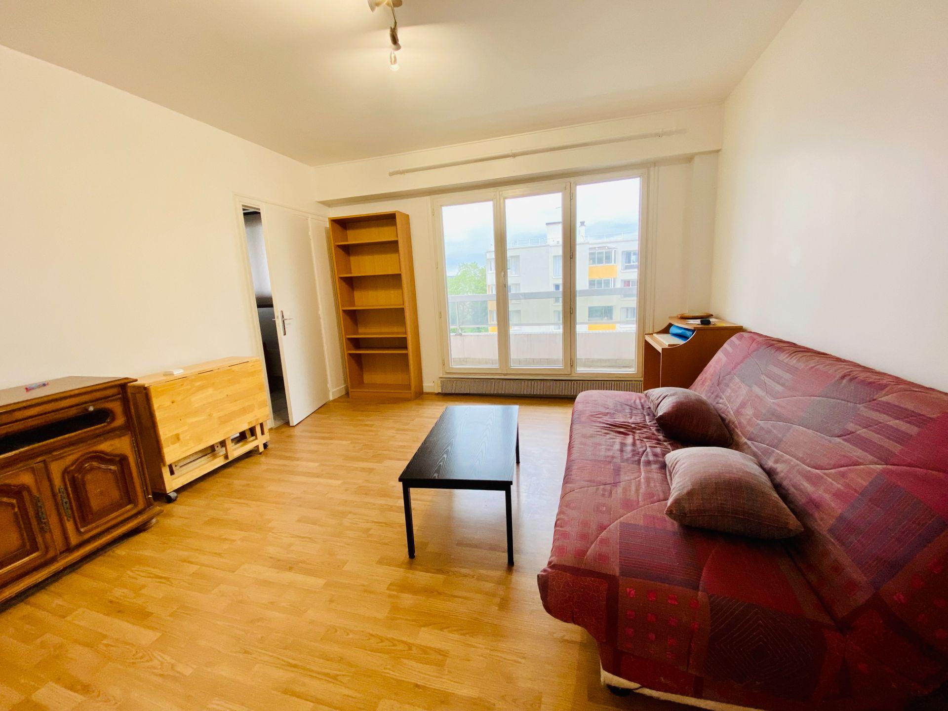 Apartment st denis – 1 room (s) – 31 m2 1