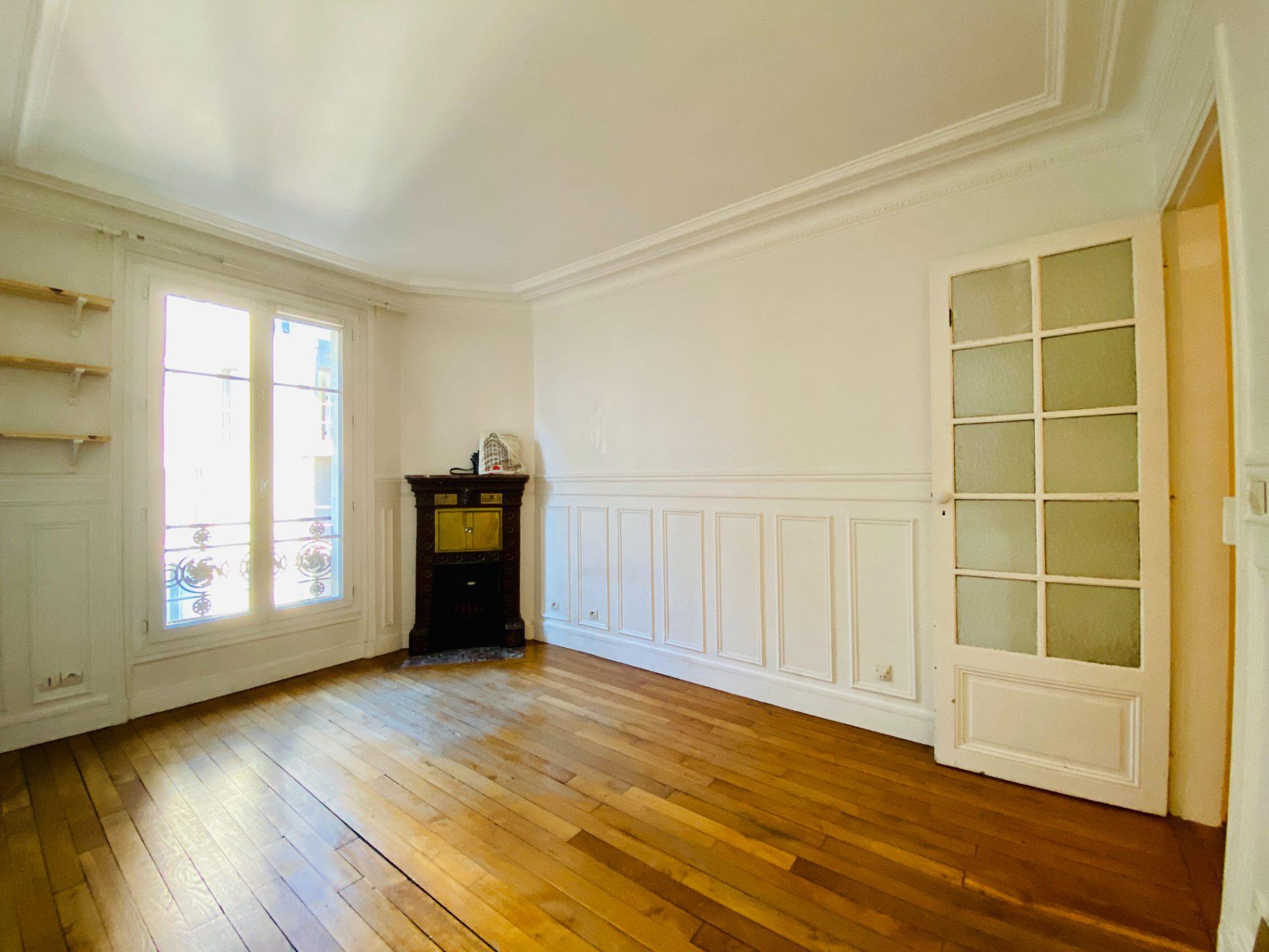 Apartment PARIS 18 – 2 room (s) – 37 m2 2