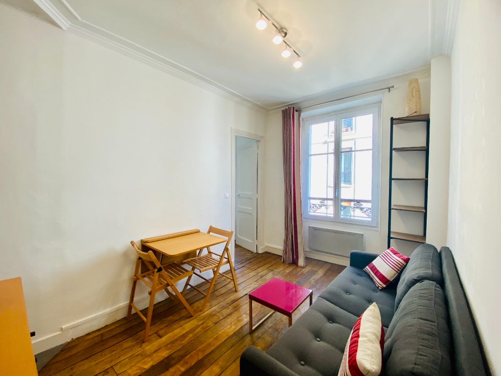 Apartment PARIS 18 – 2 room (s) – 25 m2 1