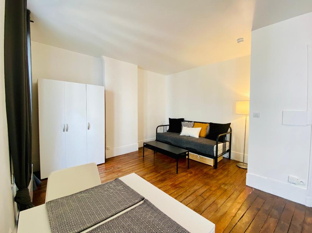 Apartment PARIS 18 – furnished studio – 22 m2 2