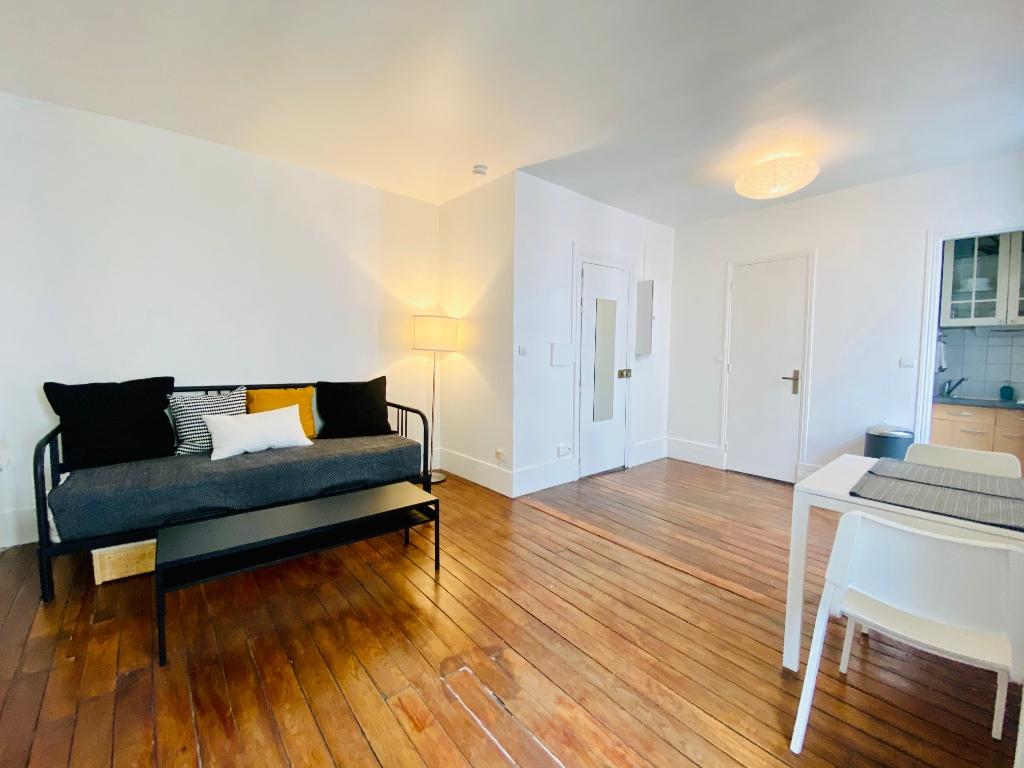 Apartment PARIS 18 – furnished studio – 22 m2 3