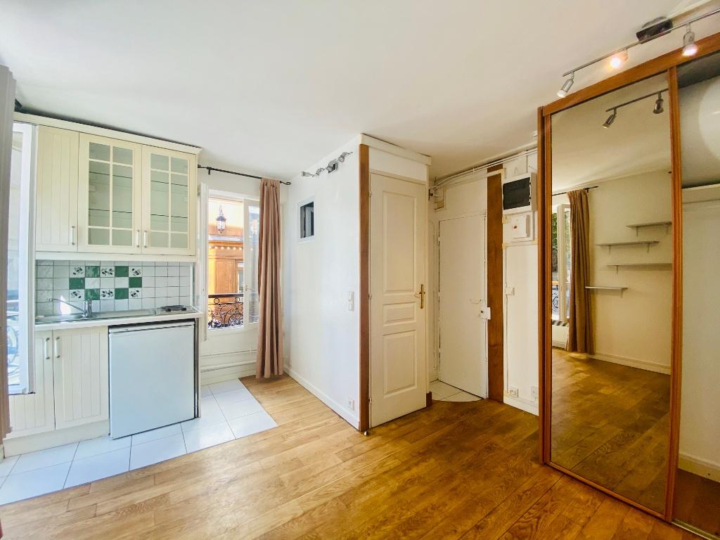 STUDIO PARIS 18 – 1 pièce(s) – 14 m2 1