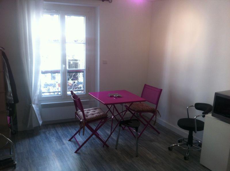 Abbesses – furnished studio 15m² 2