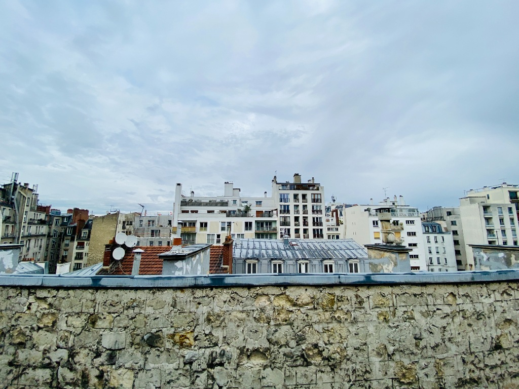 Paris 18 – studio 16 m² 1
