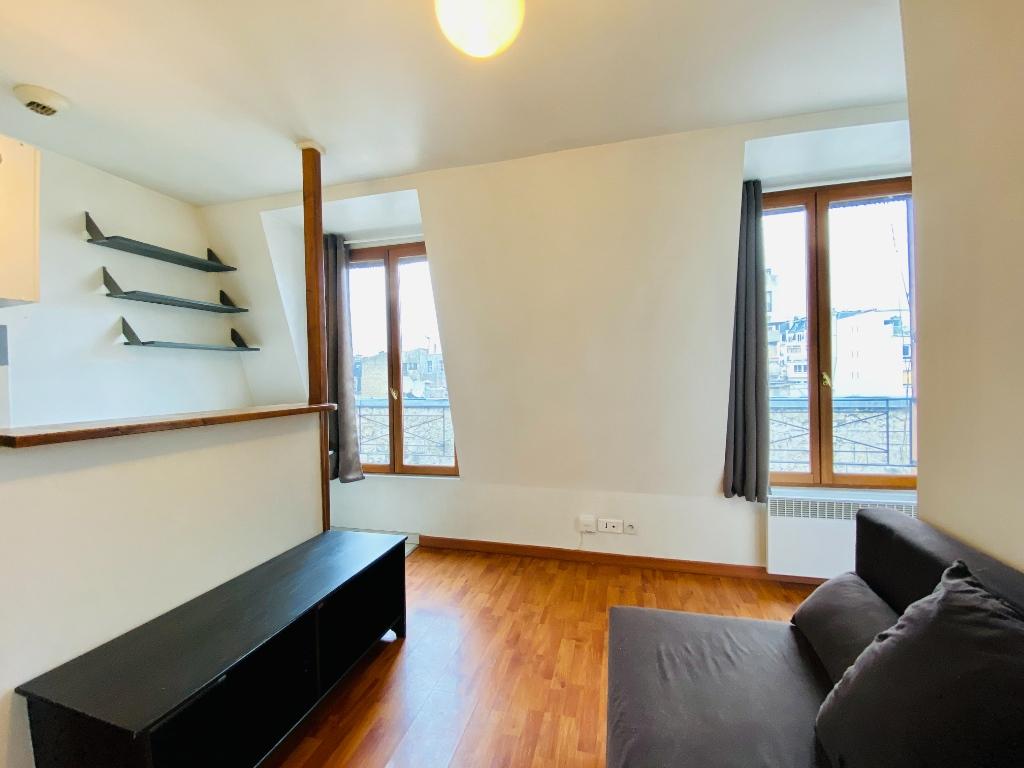 Paris 18 – studio 16 m² 2