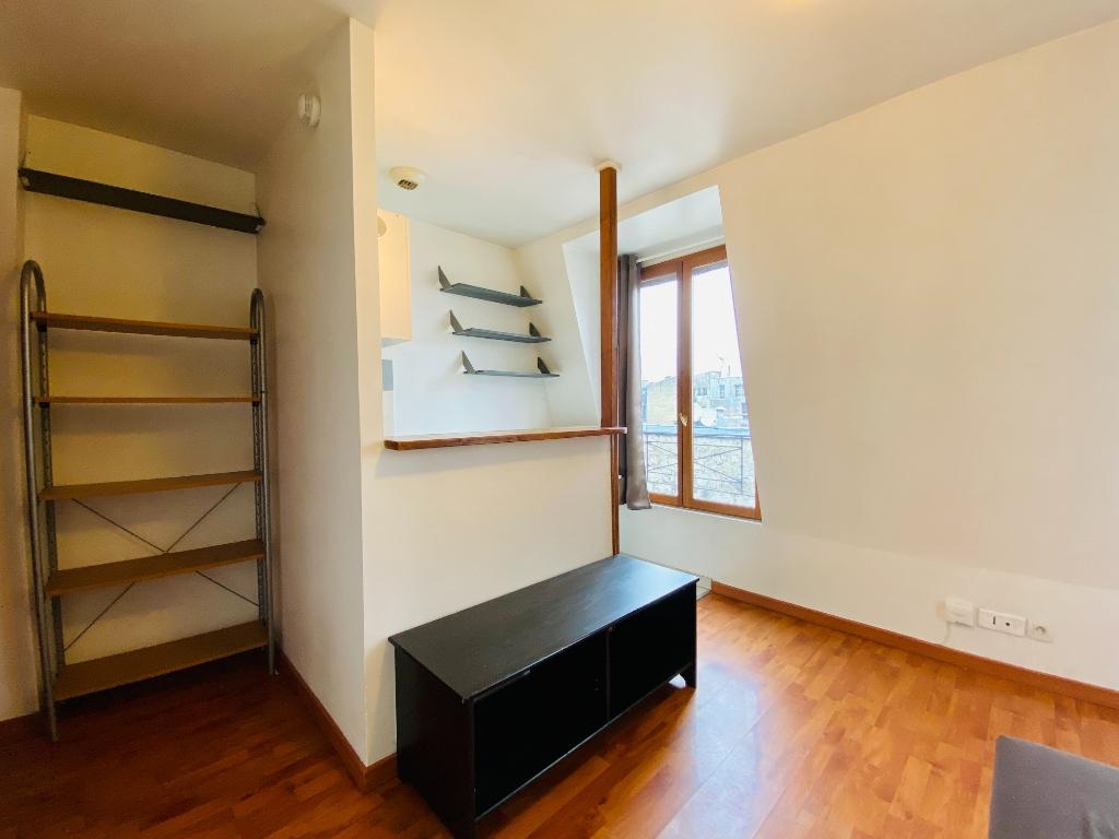 Paris 18 – studio 16 m² 3